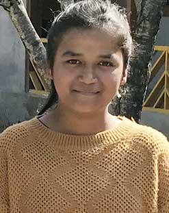 Sita Bhujel